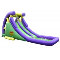 Wholesale 0.55mm PVC Inflatable Kids Wide Slides  from china suppliers