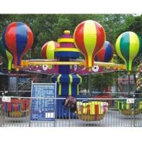 Wholesale Rotary Samba Balloon Thrilling Rides For Children Playground from china suppliers