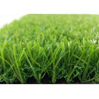 Wholesale 8100 Dtex Natural Looking Artificial Grass / Artificial Grass For Home Lawns from china suppliers