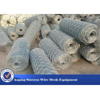 Wholesale Heavy Duty Economical Gabion Wire Mesh Roll / Gabion Wall Mesh For Guiding Bank from china suppliers