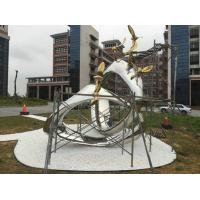 Wholesale Contemporary Famous Abstract Sculptures People Shape With Antique Style from china suppliers