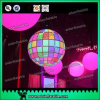 Wholesale New Brand Club Decoration Inflatable Ball With LED Light Stage Balloon from china suppliers