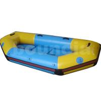 Wholesale 0.9mm PVC Tarpaulin Inflatable Rafting Boat For White Water from china suppliers