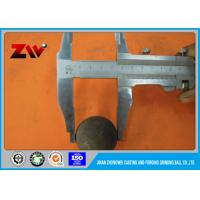 China 20MM-150MM Hot Rolling grinding media steel balls for Gold and Copper Mining on sale