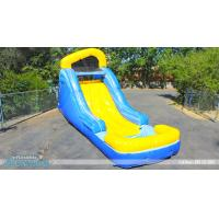 Wholesale slip and slide for adult and kids,backyard water slide from china suppliers