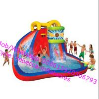 China Inflatable Children Slide  Inflatable Fun Slides Inflatable Water Slide for kids on sale