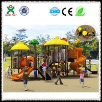 Wholesale China Supplier Used Outdoor Kids Playgrounds for Kids QX-007A from china suppliers