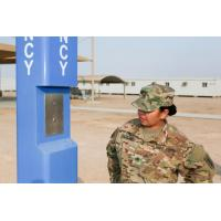 Wholesale Safety Impact Resistant Emergency Telephone Tower  for Military Base / Campus from china suppliers
