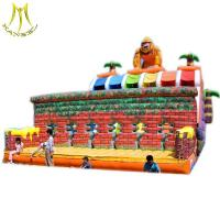 China Hansel  cheap guangzhou inflatable obstacle children toy inflatable obstacle toys on sale