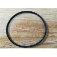 Oil Resistant Silicone O Ring Seals / Flat O Ring Washers 74.5*3 120 ...