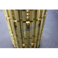 Buy cheap High Fracture Strength Cigarette Rods Transferring Drum Assembled In Cigarette from wholesalers