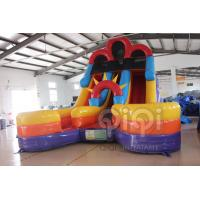 Wholesale Inflatable Double Splash Water Slide from china suppliers