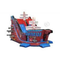 Wholesale Galleon Style Commercial Grade Inflatable Water Slide For Adults / Children from china suppliers