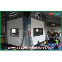 China 0.6mm PVC 4x3m Grey Inflatable Jumping Castle Popular Happy Hop Bouncy Castle on sale