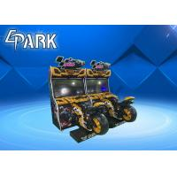Quality Arcade Racing Game Machine , Coin Operated Epark Moto Gp Simulator for sale