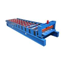 Wholesale ISO9001 Wall Panel And Roof Forming Machine Sheet Metal Hydraulic Plate Roll Former from china suppliers