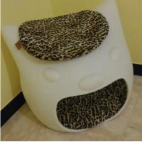 Buy cheap New Plastic PET House Cat Beds for Cats and Dogs from wholesalers