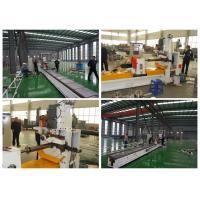 China Mining Screen Panels Welded Wire Mesh Machine 5.5Kw Two Set Servo Motor on sale