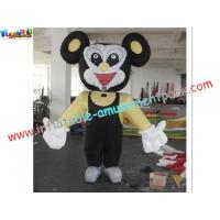 Quality Customized Cute Model Cartoon Moving Advertising Inflatables with double & triple stitches for sale