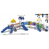 Wholesale Children Outdoor Playground (QQ5007-3) from china suppliers