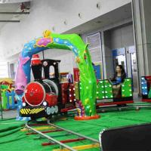 Wholesale Antique Tourist Train Rides / 34A Current Amusement Park Train Rides from china suppliers
