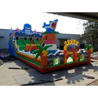 Wholesale New design Inflatable trampoline from China with warranty 24months from GREAT TOYS LTD from china suppliers
