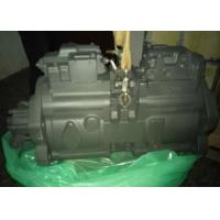 Quality 1980rpm Hyundai R455 Excavator Hydraulic Piston Pump K5V200DTH-9C1Z 200kgs Gray for sale