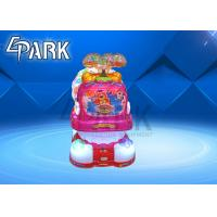 Wholesale Cute Whale Pink Train Kiddie Ride Machines With Time Controller from china suppliers