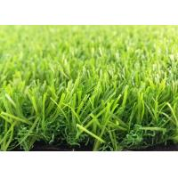 Wholesale PE + PP Artificial Grass Synthetic Lawn Turf / 45 Mm Height Fake Football Grass from china suppliers