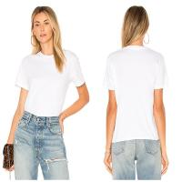 Wholesale Blank Customized Logo Casual Clothing T Shirt Women from china suppliers