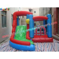 China Customized Home-use Inflatable Bounce Houses , Mini Jumping Slide on sale