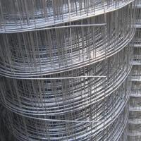 China Electric Galvanized Welded Wire Mesh Fence Panel 1/2 Inch For Construction on sale