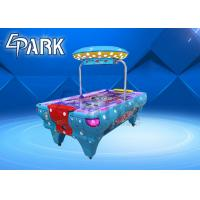 Wholesale Commerical Kids Air Hockey Table Fun Exercise Game Machine With Led Light from china suppliers