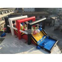 China OEM Giant Inflatable Obstacle Course , Wrecking Ball Game For Event on sale