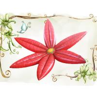 Wholesale 2m Hung Inflatable Flower for Decoration from china suppliers