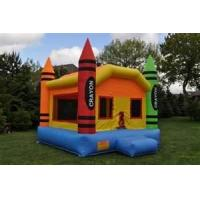 Wholesale  Kids Inflatable Bouncing Houses Garden Play Equipment with PVC Coated Inside A-10203 from china suppliers