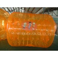 Wholesale Durable 0.9mm PVC Inflatable Water Roller / Pool Walker Roller Ball YHWR 010 from china suppliers