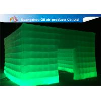 Wholesale Customize Nigh Square Inflatable LED Light Tent With 3 Years Warranty from china suppliers
