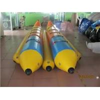 Wholesale 0.9mm PVC Inflatable Banana Boat BB11 with Reinforced Strips  from china suppliers