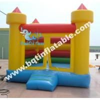 Buy cheap Inflatable standard bouncer,PVC Tarpaulin colourful bouncer,fun jumper for kid from wholesalers