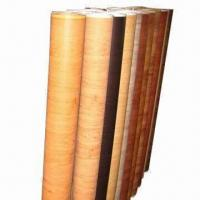 Wholesale PVC Wooden Decorative Film, Widely Used in Office Doors, Furniture and Decorative Paper from china suppliers