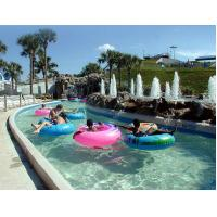 Buy cheap Drifting Lazy River Outdoor Entertainment Water Playground Equipment For Adults from wholesalers