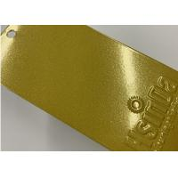 Wholesale Gold Metallic Bonded Durable Powder Coating Smooth Surface For Metal Furniture from china suppliers