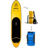 Wholesale Drop Stitch PVC Material SUP Inflatable Paddle Boards 3pcs Paddle Included from china suppliers