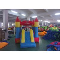 Wholesale Durable Big Inflatable Commercial Inflatable Bounce House Water Slide For Kids from china suppliers
