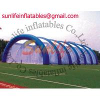 Wholesale inflatable air constant pvc outdoor paintball sport tent from china suppliers