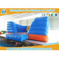 Wholesale Outdoor Inflatable Air Bouncer , Fantastic Mini Jumping Castle For Hire from china suppliers