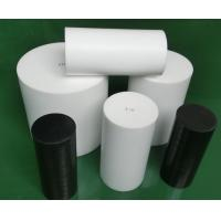 Wholesale Natural White Virgin Molded PTFE Rod Self Lubricating With High Performance from china suppliers
