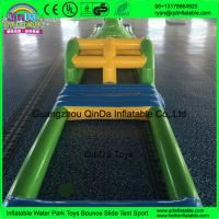 Quality giant inflatable water park, inflatable commercial water park for sale