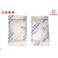 Wholesale MDH-30 Drying Desiccant Packs , 30g Bentonite Clay Desiccant For Garment And Textile from china suppliers